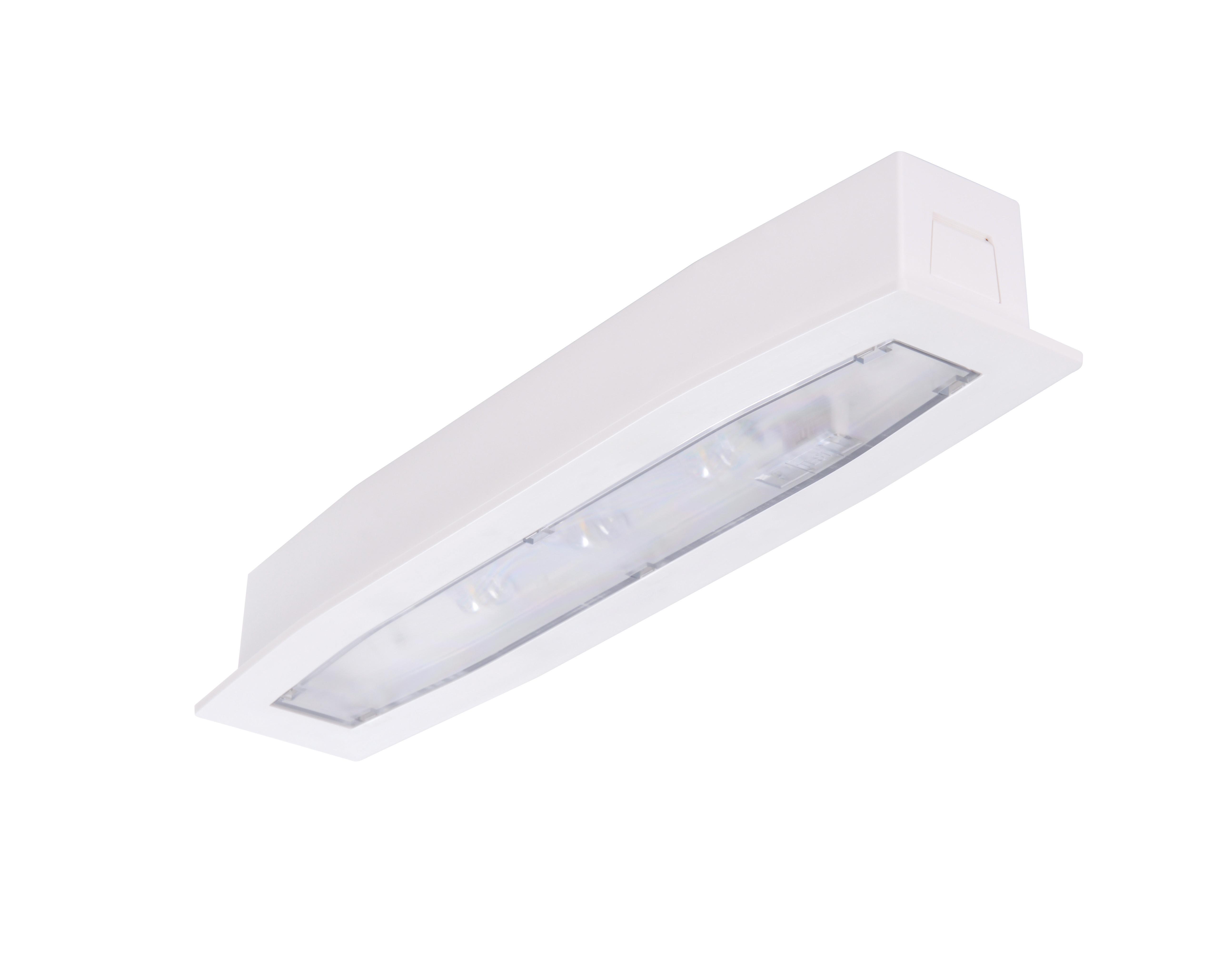 Lampa emergenta led Intelight 94771   2h nementinut test automat 3